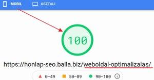 weboldal optimalizálás
